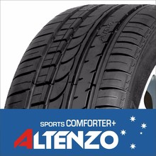 Altenzo brand high quality car tire from PDW group, China tyre factory since 1983