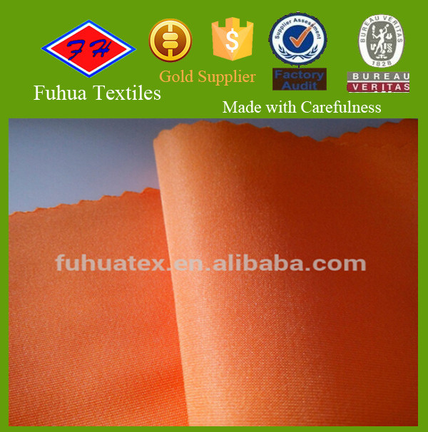 170T 100 polyester pongee fabric lining fabric for dresses