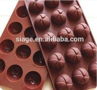 mould for Silicone chocolate