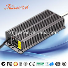 24V 250W Waterproof LED Driver 200V/LED transformer 10.42A, VDS-24250D0712 tauras