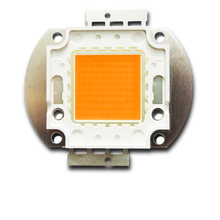 professional LED grow light manufacturer!!! 380nm-840nm +high PPF, high power grow LED diodes 100w for plant growth
