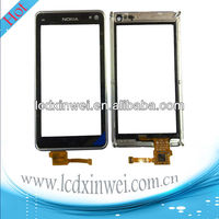 replacement for nokia n8 digitizer with frame