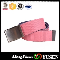 Best quality antique all kinds of colorful canvas belt