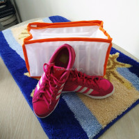 SHOES ORGANIZER WASHING BAG LAUNDRY BAG