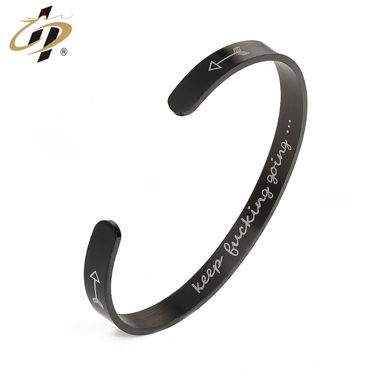 Shuanghua wholesale stainless steel metal gold silver bronze bracelet for men