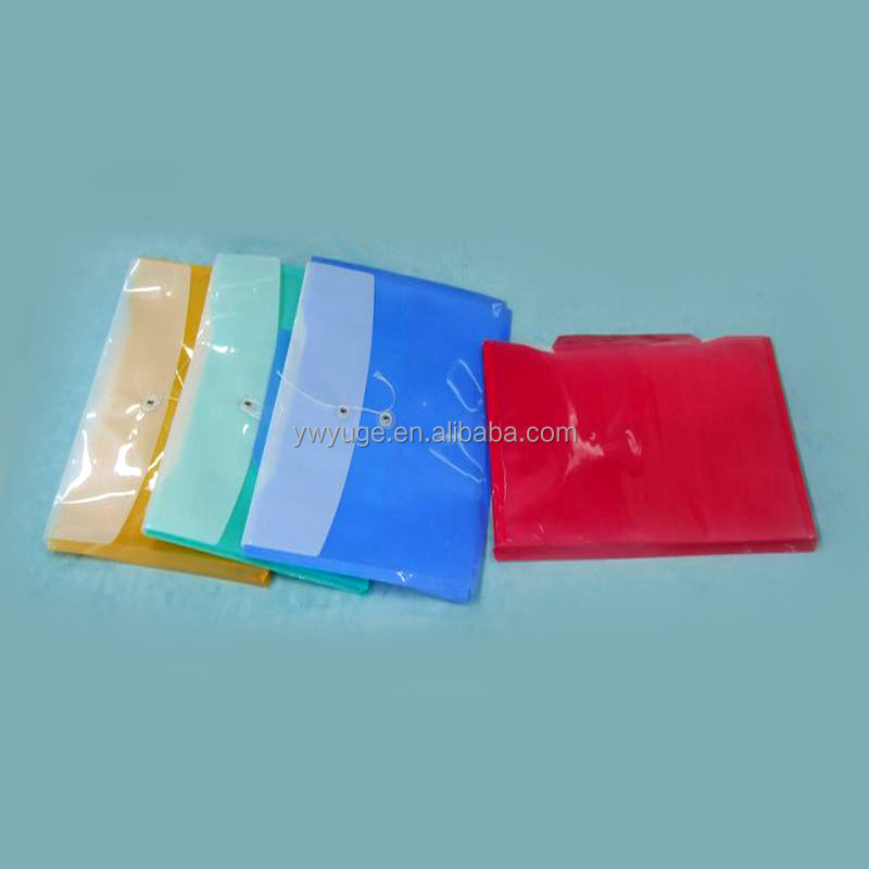 a2 plastic file folder
