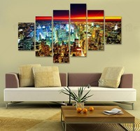 Hot Selling Manufacturer Modern Products Home Goods Wall Art Scenery Canvas Painting