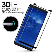 0.26MM Anti UV Cell Phone 9H Tempered Glass Screen Protector for Samsung Galaxy note8