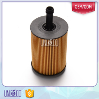 Auto Engine Paper Car Oil Filter For Audi 1457429192 1118184 071115562A