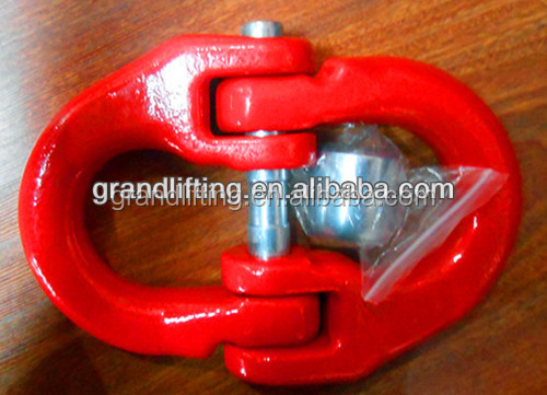 Hot Sale Best Quality G80 European Type Anchor Chain Connecting Link