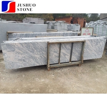 Leather Finish Cheap Thin China Juparana Granite Slab