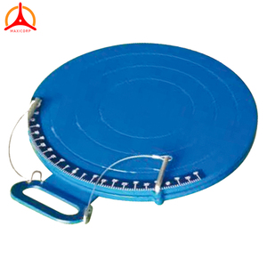 High Quality Ultrathin 26mm 30 TON Turntables 3D Turntables Four Wheel Alignment Turnplates