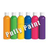 3-dimentional fabric paint 60ml squeeze bottle multi-surface kids craft projects