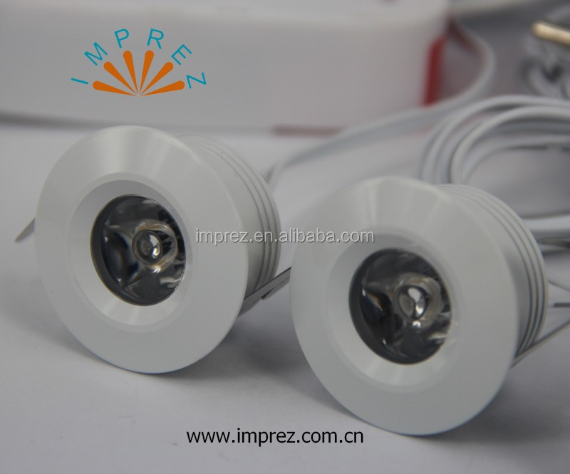 New Arrival 3w dimmable mini downlight led reccessed downlight dimmable star light CE ROHS