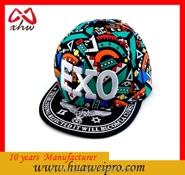 Streetwear buy headwear headgear oem snap back hats lids