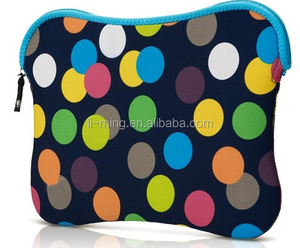 fashion insulated neoprene laptop sleeve/pad bag /pad cover