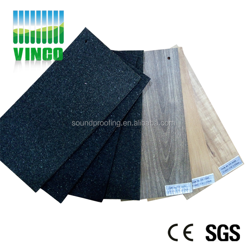 ecnomic Recycled acoustic PVC flooring