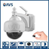 Wholesale Promotional Infrared 2.8-12mm 4X Zoom Autofocus IP POE Speed Dome Camera