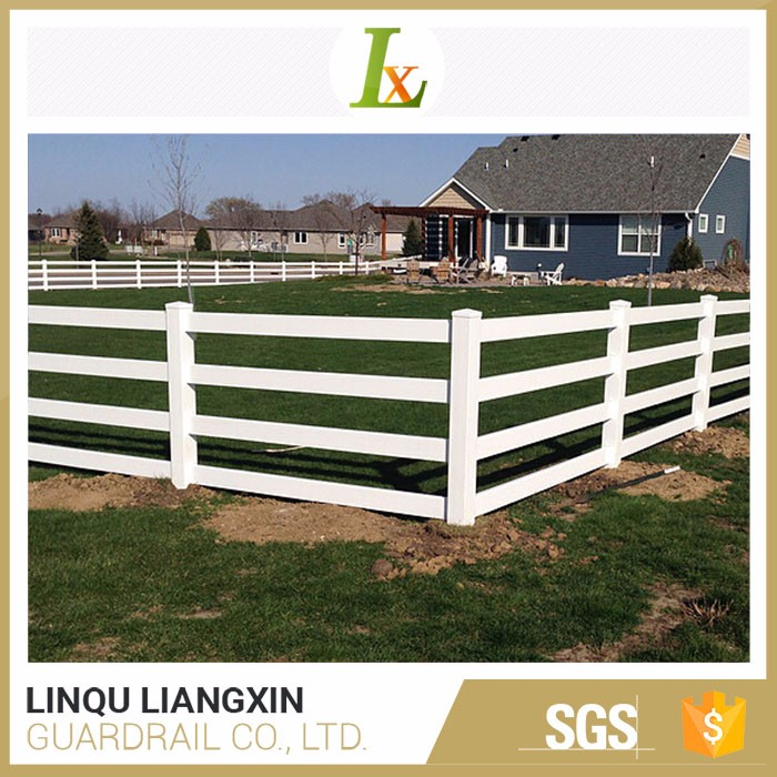 Fast Delivery Material PVC Low Price Fence