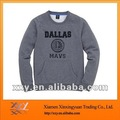 Custom 100 Polyester Sweatshirt for Mens