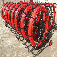 Fiberglass Traceable Duct Rodder/Cable Laying Tools/Telecom Equipement