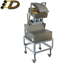 Commercial Automatic robot sliced noodle making machine/Double arm knife-edge robot