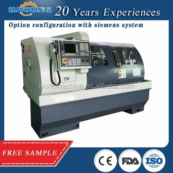 CK6140 CNC Specification of Lathe Machine Price for Sale