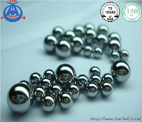 chrome steel ball for toys from China