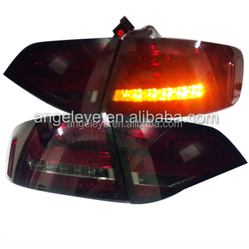 rearlights for audi a4 b8 led tail light rear lamp for a4. Black Bedroom Furniture Sets. Home Design Ideas