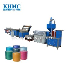 thread filament extruding machine/ plastic twine making machine