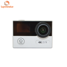 X6 4K Ultra HD WIFI Sports Action Camera Dual Screen Sport DV 2 Inch LCD With 2.4G RF Remote Controller