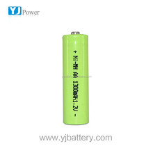 Ni-mh aa 1300mah rechargeable battery 1.2v ni-mh batteries