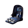 Business Travelling Waterproof USB Battery Charging Anti Theft Backpack Bag Laptop
