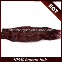 Factory price and wholesale virgin brazilian remy clip-in hair extensions