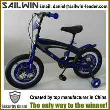 Plastic oem children bicycle with CE certificate 16 inch kids bicycle