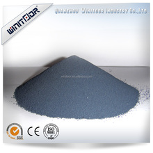 Silica fume/microsilica for shot concrete