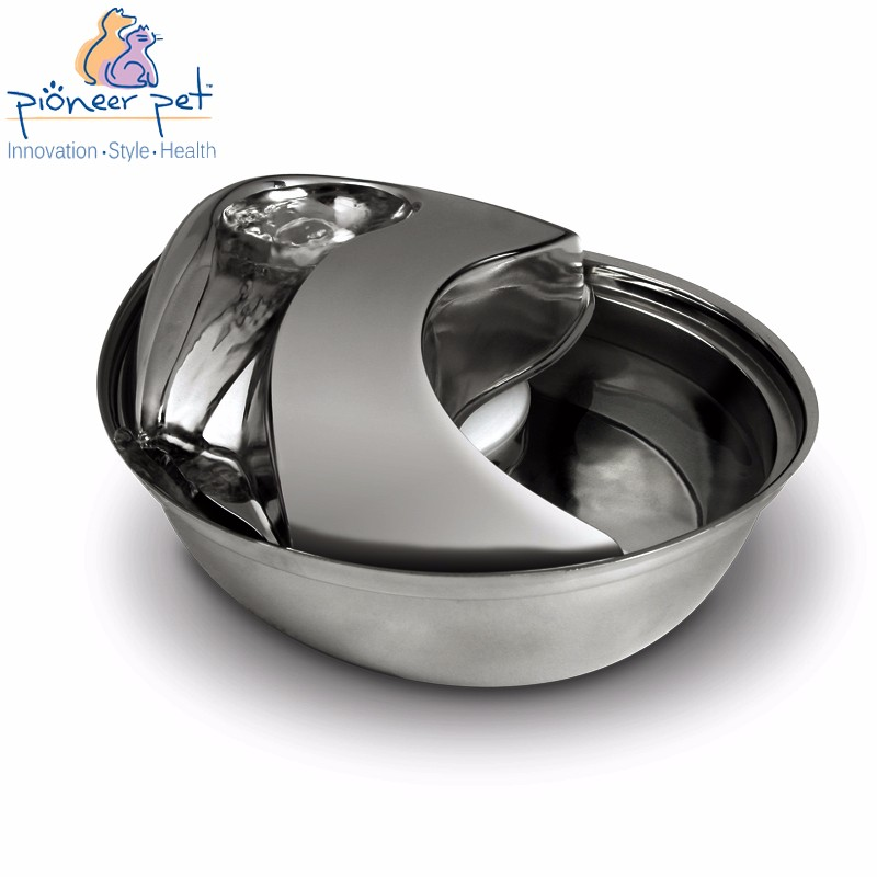 2016 new indoor automatic cat water fountain dog cat water feeder