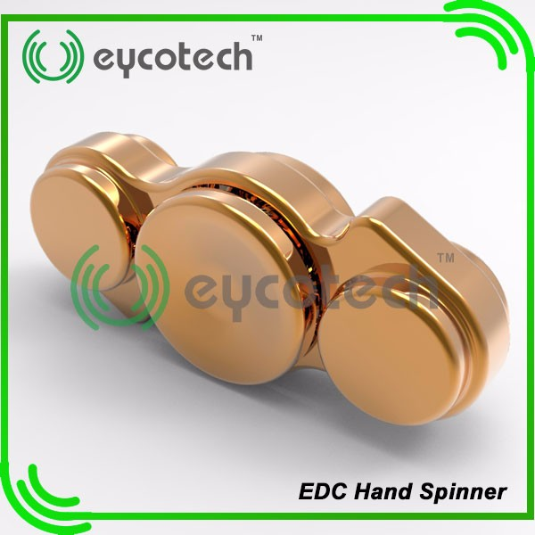 Newest In Stock Metal Bearing Fidget Hand-Held Edc Hand Spinner