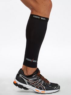 Copper wear Calf Compression Sleeve