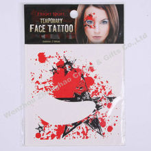 Fashion Star Make up Temporary Eyes Eyeliner Tattoo Sticker