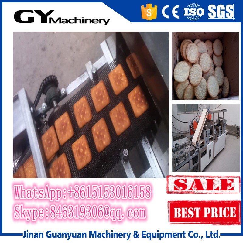 Biscuit production Automatic fortune cookie making machine