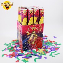 Be the first confetti spray paper heart confetti party popper