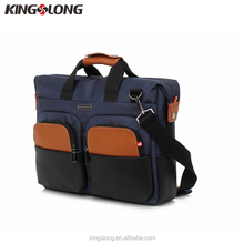 Wholesase PU Leather Handbags/Mens Laptop Bag/Business Briefcase