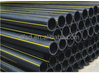 high density PE gas pipe (HDPE100),pollution for environment