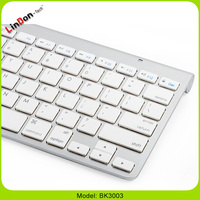 78-Key Ultra-slim Portable Bluetooth 3.0 Wireless QWERTY Keyboard For iPad 2 3 4 BK3003