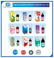 USP/BP GMP Certified Cough Syrup with Lowest Price
