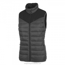 RYH659 Standard Design Lady Thick Down Vest