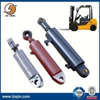 custom hydraulic cylinder stainless steel ring for construction