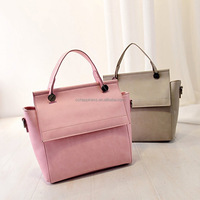 Top sell women fashion wholesell cheap handbags ladies shoulder leather bags high quality