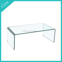 glass centre tables designs/glass furniture